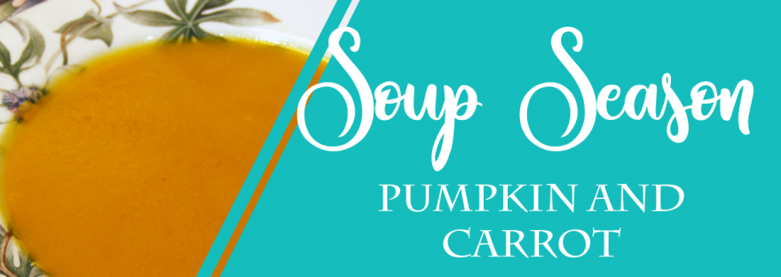 PumpkinCarrotSoup
